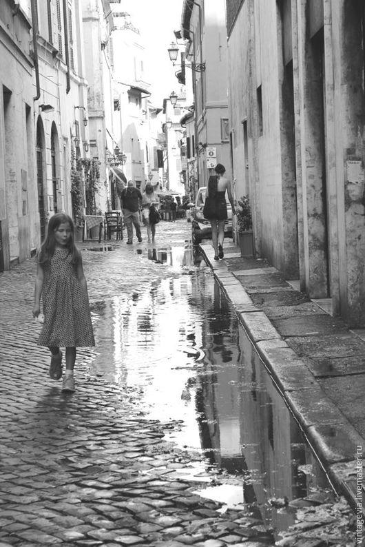 Vintage Via. Фоторабота, The Rain is over/ Дождь закончился...