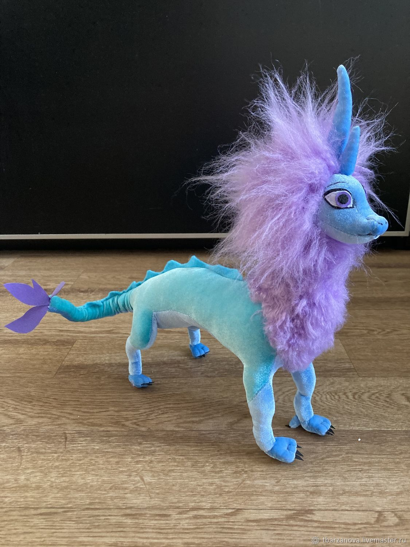 Последний дракон Сису, Мягкие игрушки, Санкт-Петербург,  Фото №1