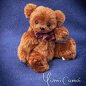 Куклы и игрушки handmade. Livemaster - original item Teddy bear wolf.Soviet bear.. Handmade.