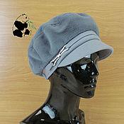 Аксессуары handmade. Livemaster - original item Designer women`s cap from ecomech. Five colors.. Handmade.