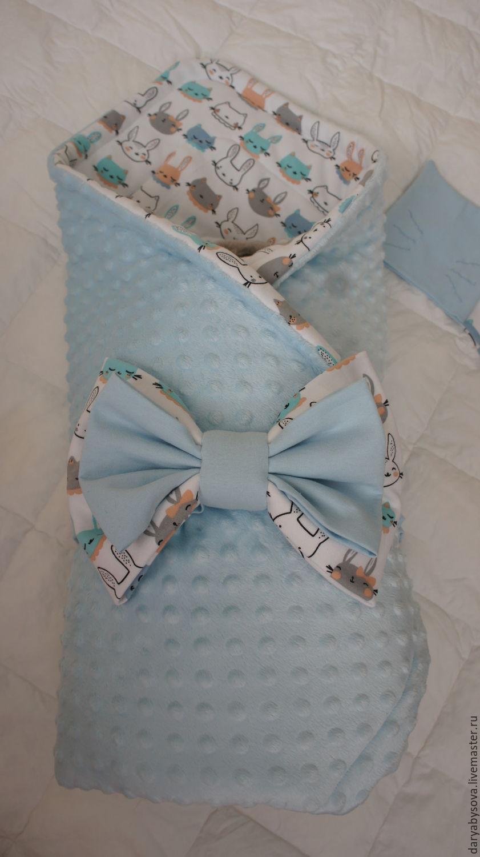 Купить Одеялко на выписку - одеяло для новорожденного, одеяло на выписку, одеяло детское, комплект на выписку