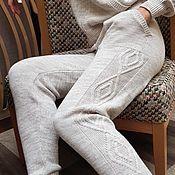 Костюмы ручной работы. Ярмарка Мастеров - ручная работа Костюм вязаный женский «EVA». Handmade.