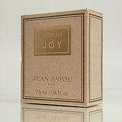 Винтаж handmade. Livemaster - original item JOY (JEAN PATOU) perfume 7,5 ml VINTAGE MICA. Handmade.