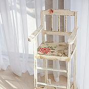 """Для дома и интерьера ручной работы. Ярмарка Мастеров - ручная работа Детский стул  """"Шебби"""". Handmade."""