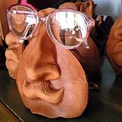 Сувениры и подарки handmade. Livemaster - original item Stand glasses the NOSE.. Handmade.