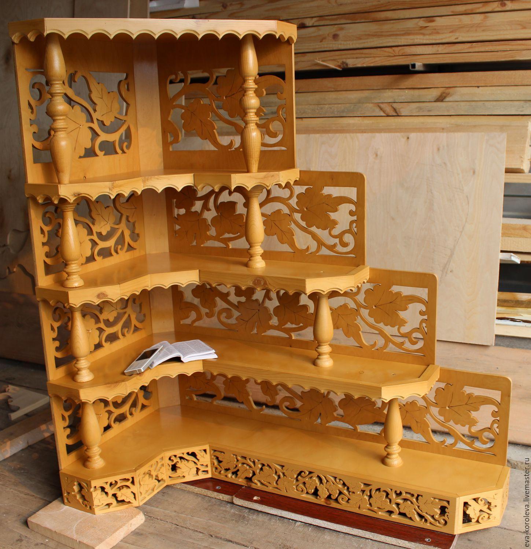 иконостасы для дома из дерева фото