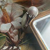 Винтаж handmade. Livemaster - original item Magnolia. An Extraordinary Vintage Ring.. Handmade.