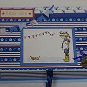 """Сувениры и подарки ручной работы. Ярмарка Мастеров - ручная работа шкатулочка маминых сокровищ """"На побывку едет молодой моряк"""". Handmade."""