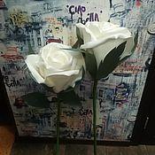 Букеты ручной работы. Ярмарка Мастеров - ручная работа Букет Роз из изолона. Handmade.
