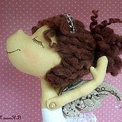 Куклы и игрушки ручной работы. Ярмарка Мастеров - ручная работа Моник в роли карамельной феи. Handmade.