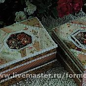 Для дома и интерьера ручной работы. Ярмарка Мастеров - ручная работа Красной девице в подарок.... Handmade.