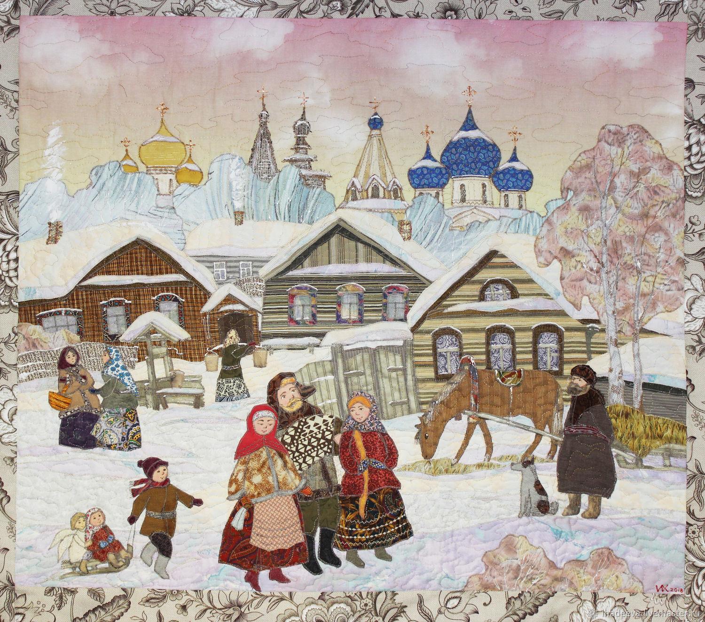 Воскресный день, Картины, Владимир,  Фото №1