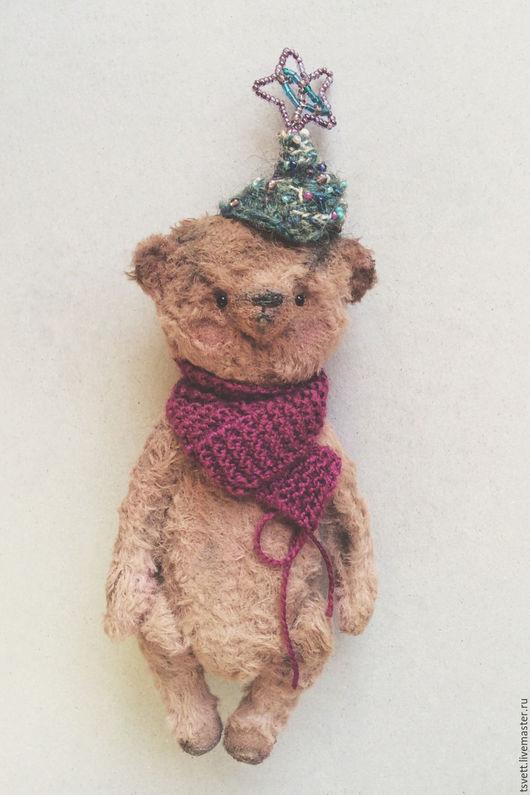 Мишки Тедди ручной работы. Ярмарка Мастеров - ручная работа. Купить Carl. Handmade. Тедди мишка, подарок девушке
