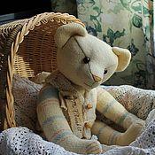 Куклы и игрушки ручной работы. Ярмарка Мастеров - ручная работа Авторский мишка Одеялкин (Mr. Blanket). Handmade.