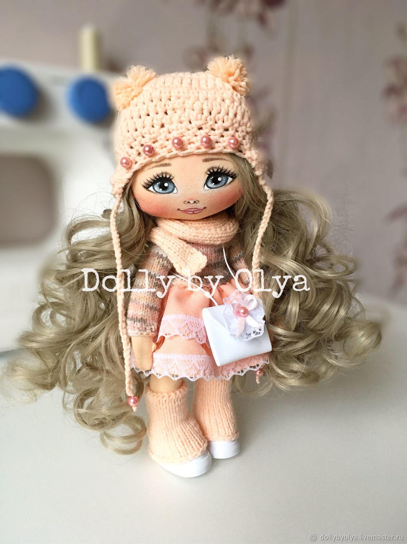 Кукла текстильная ручной работы, Куклы и пупсы, Нижний Новгород,  Фото №1