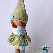 Куклы и игрушки ручной работы. Ярмарка Мастеров - ручная работа Гномушка Весны.. Handmade.