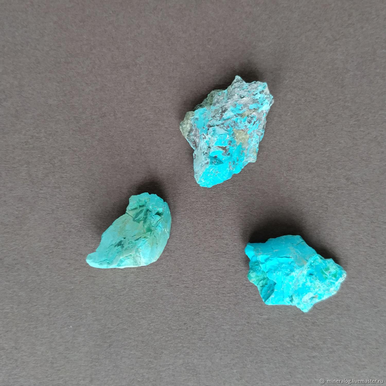 Хризоколла натуральная, минерал коллекционный, Минералы, Москва,  Фото №1