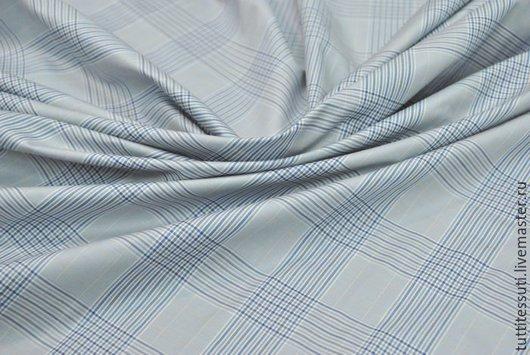 Шитье ручной работы. Ярмарка Мастеров - ручная работа. Купить Блузочная ткань 12-003-1308. Handmade. Серый