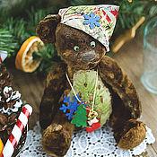 """Куклы и игрушки ручной работы. Ярмарка Мастеров - ручная работа Мишка-тедди """"Елочка"""". Handmade."""