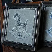 Подарки к праздникам ручной работы. Ярмарка Мастеров - ручная работа Кружевная лошадка. Handmade.