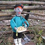 Куклы и игрушки ручной работы. Ярмарка Мастеров - ручная работа Коробейник. Handmade.