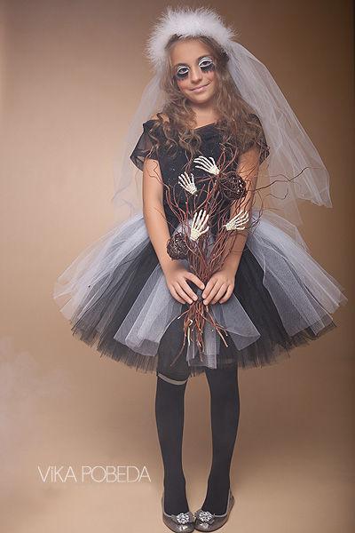 """Карнавальные костюмы ручной работы. Ярмарка Мастеров - ручная работа. Купить """"Мертвая невеста"""" карнавальный костюм на Хэллоуин. Handmade. Невеста"""