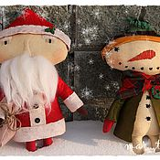 Куклы и игрушки ручной работы. Ярмарка Мастеров - ручная работа Рождество уже близко.... Handmade.