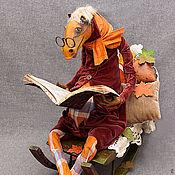 Куклы и игрушки ручной работы. Ярмарка Мастеров - ручная работа Коняга:). Handmade.