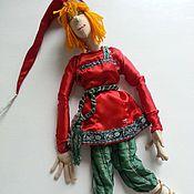 """Куклы и игрушки ручной работы. Ярмарка Мастеров - ручная работа """"Емеля"""". Handmade."""