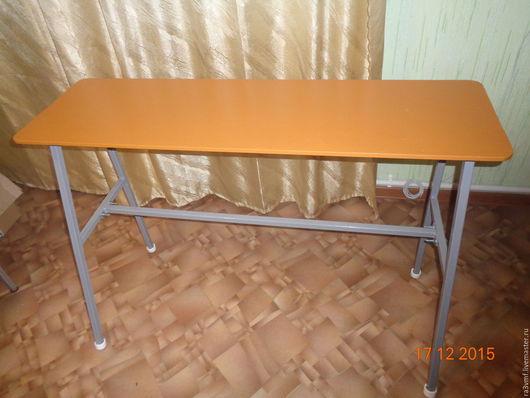 Мебель ручной работы. Ярмарка Мастеров - ручная работа. Купить стол для вязальной машины. Handmade. Комбинированный, вязальная машина, металл