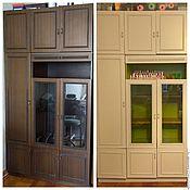 Для дома и интерьера ручной работы. Ярмарка Мастеров - ручная работа Реставрация, восстановление и обновление мебели. Handmade.