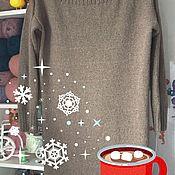 Одежда ручной работы. Ярмарка Мастеров - ручная работа Платье Кокон.. Handmade.