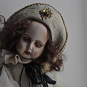 Куклы и игрушки ручной работы. Ярмарка Мастеров - ручная работа Пьеретта для творческой личности.... Handmade.