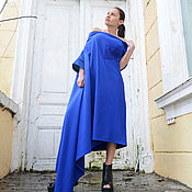 Одежда handmade. Livemaster - original item Copy of Copy of Copy of Burgundy Oversize Dress. Handmade.