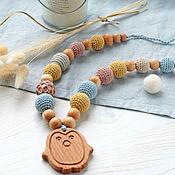 Одежда handmade. Livemaster - original item Slingobusy with penguin handmade. Handmade.