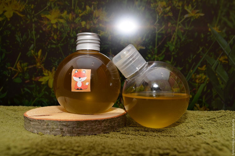 El aceite de hypericum perforatum (matserat fría extracción de Rebozuelos, Oil, Moscow,  Фото №1