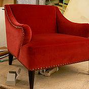 """Для дома и интерьера ручной работы. Ярмарка Мастеров - ручная работа кресло """"престиж"""". Handmade."""