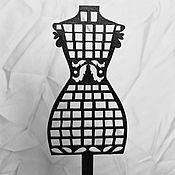 """Для дома и интерьера ручной работы. Ярмарка Мастеров - ручная работа Подставка для украшений """"Манекен"""". Handmade."""