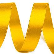 Материалы для творчества ручной работы. Ярмарка Мастеров - ручная работа Атласная лента 12 мм (6 цветов). Handmade.