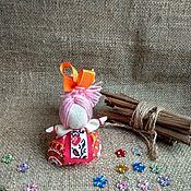 Куклы и игрушки handmade. Livemaster - original item Folk doll. doll amulet. Doll on happiness.. Handmade.