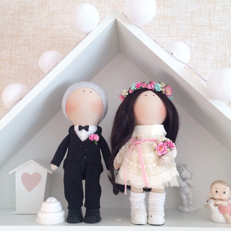 Куклы на свадьбу своими руками фото 771