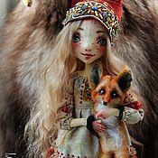 Куклы и игрушки ручной работы. Ярмарка Мастеров - ручная работа Селена. Handmade.