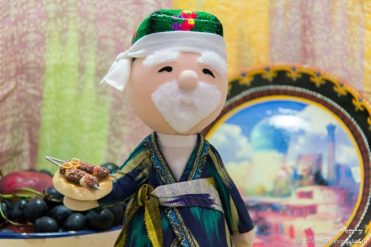 Фархад бобо, Куклы и пупсы, Ташкент,  Фото №1