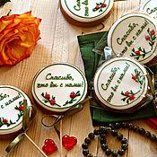 Открытки ручной работы. Ярмарка Мастеров - ручная работа Пряники подарки гостям на свадьбу. Handmade.