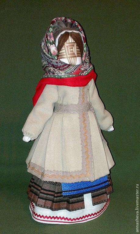 Народные куклы ручной работы. Ярмарка Мастеров - ручная работа. Купить кукла-мотанка Катерина. Handmade. Народная кукла, сувенир